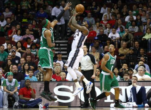 Nets Lose To Celtics 94-82