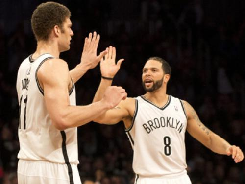 Nets Missing Two Starters, Two Reserves Against Detroit