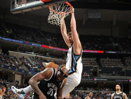 Nets Pull No-Show Act In 1st Half, Get Blown Out By Grizzlies