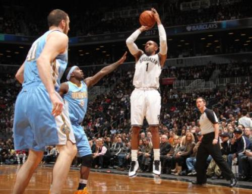 Nets Rain 3s, Get Huge Games From Johnson, Watson, Light Up Nuggets