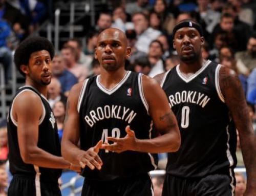 Nets Rebound From Blowout Loss With Blowout Win Over Magic