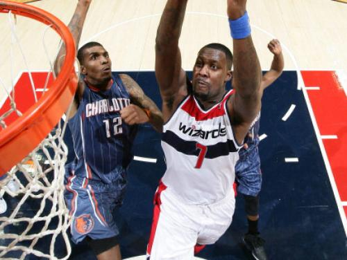 Nets Sign Embattled Ex-Wizards Forward Andray Blatche