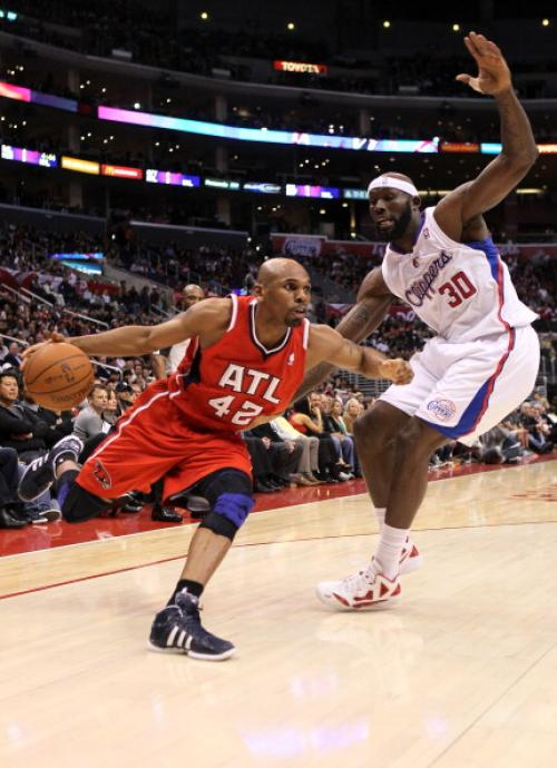 Nets Sign 17-Year Veteran Jerry Stackhouse To One-Year Deal