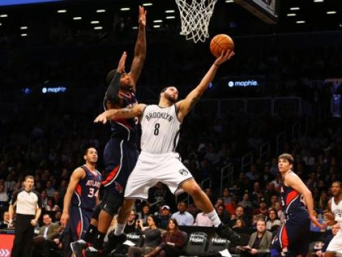 Nets Turn It Around, Take Back End Of Home-An-Home With Hawks