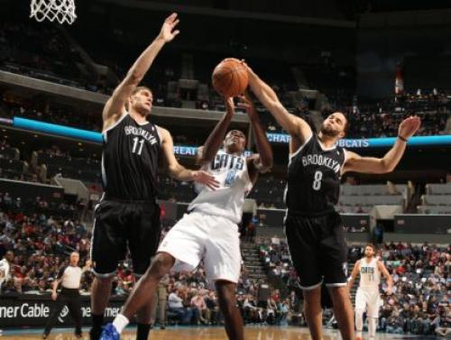 Nets Turn Tables On Bobcats With Unexpected Third-Quarter Run