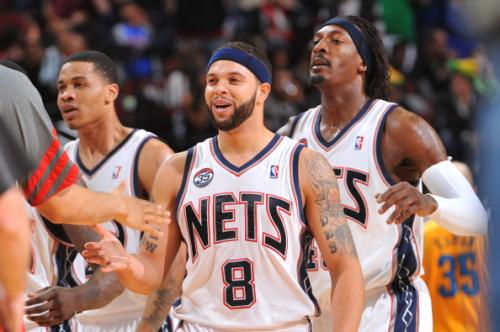 Nets Win Third Straight, Beat Kings 111-99