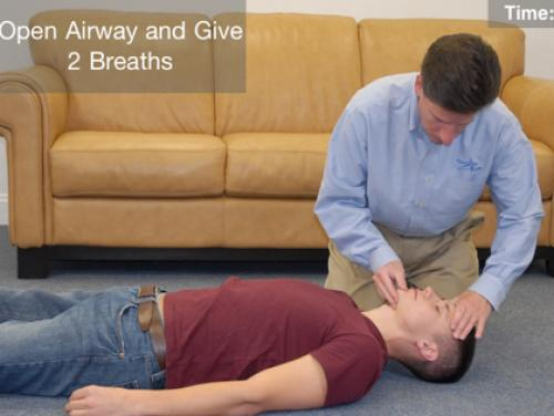 New CPR App Helps You Respond To An Emergency