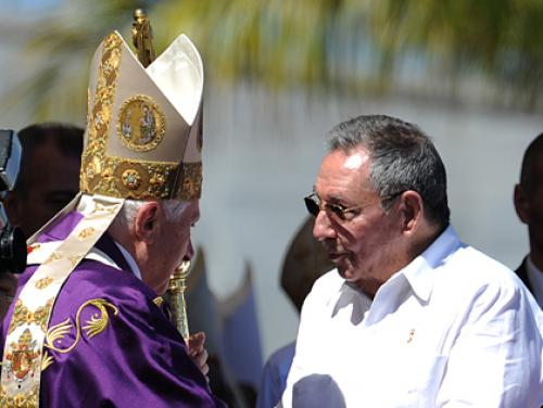 New Jerseyans React To Pope's Visit To Cuba