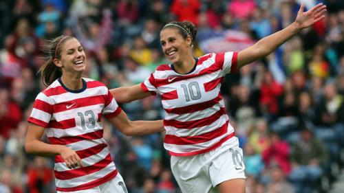 NJer Helps Lift Women's Soccer Team Over Colombia