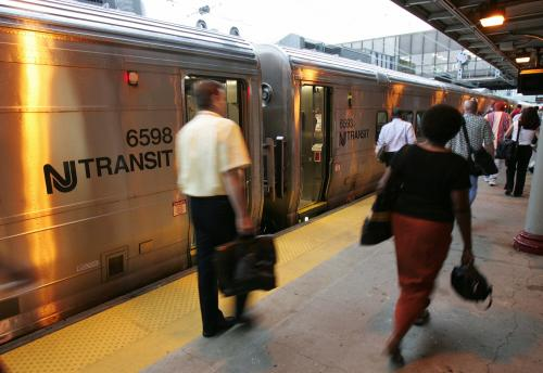 No Plan To Raise Fares For NJ TRANSIT Commuters