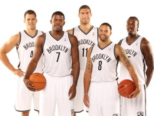 No Shortage Of Confidence For Brooklyn's Title-Talking Nets
