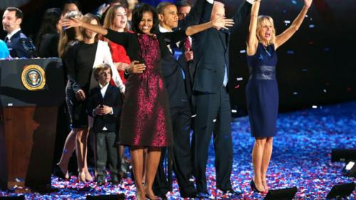 One Shot: Michelle Obama in (Repeat) Michael Kors