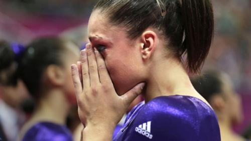 Opinion: Flawed Process Costs Wieber Shot at Medal