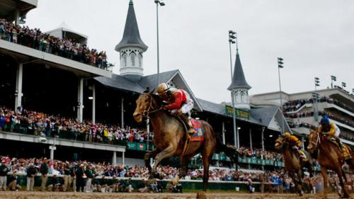 Orb to Have Inside View of Preakness