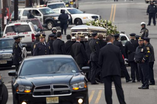 OUTRAGE: Newark Residents Hit With $187,000 Police OT Bill For Whitney Houston Funeral