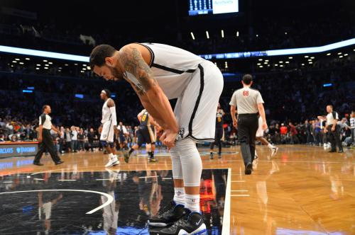 'Overthinking' Deron Williams Is At A Loss As He Continues To Struggle