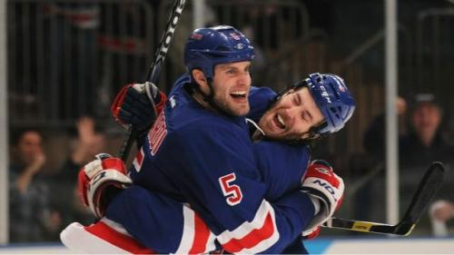 Playing Rangers Style Pays Off in Game Seven