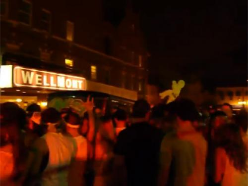 Police Shut Down Barstool Blackout Tour Show In Montclair