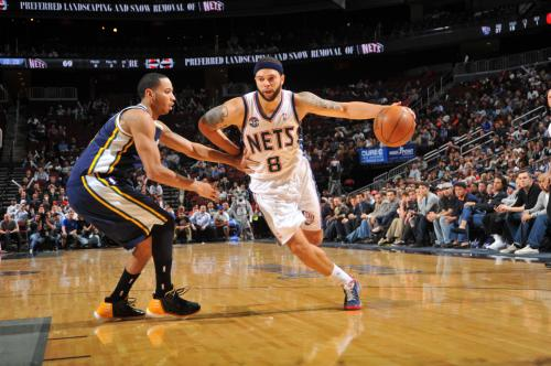 Pre-4th Fireworks: Deron Williams To Return To The Nets