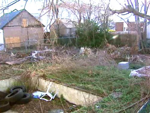 Queens Residents Say Neighbor's Yard Is An Eyesore