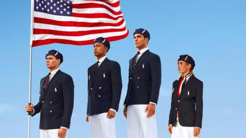 Ralph Lauren's US Olympic Uniforms Are Made in China