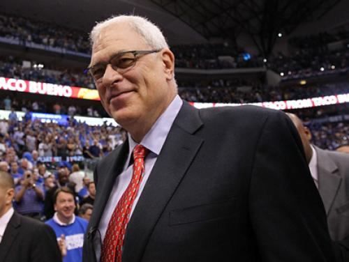 Report: Nets Reach Out To Phil Jackson About Coaching Vacancy