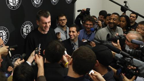 Report: Prokhorov Willing To Sell Nets 'For The Right Price'
