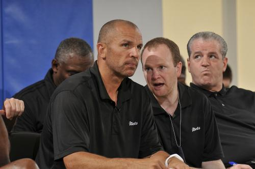 Report: Rift Between Nets' Kidd And Frank Led To Epic Blow-Up