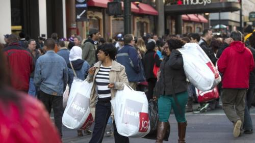Retailers Remain Optimistic After Modest Black Friday Sales