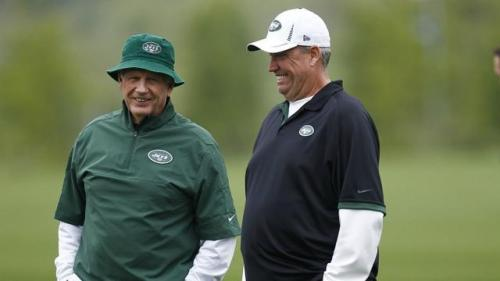 Rex Ryan Wants to Turn Over a New Leaf