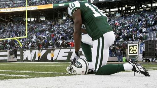 Santonio Holmes Asks for the Impossible