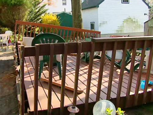 Several Hurt After Deck Collapses At New Jersey Home