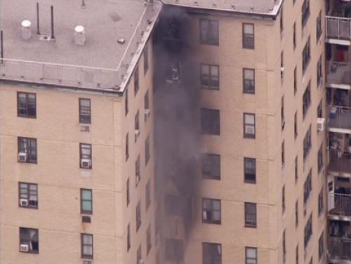 Six People Injured In 3 Alarm Lower East Side Apartment Fire