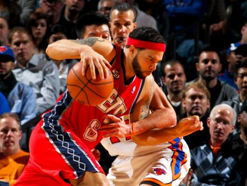 Somers' Monologue: Deron Williams Steals The Jeremy Lin Show