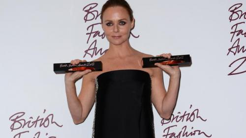 Stella McCartney Named Designer of the Year at British Fashion Awards