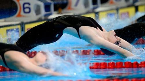 Swimmer from Aurora to Compete in Olympics