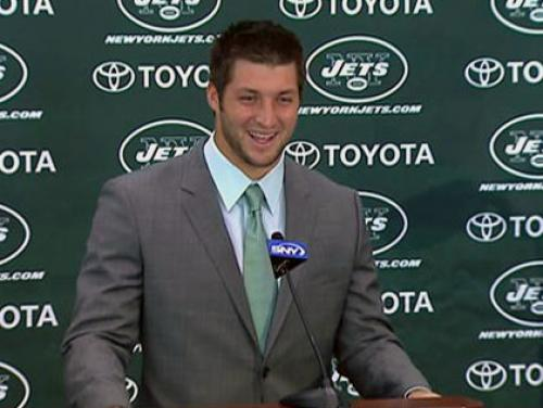 Tebow: 'This Is Where I Want To Be'