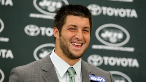 Tebow to Join Jets Punt Team: Report