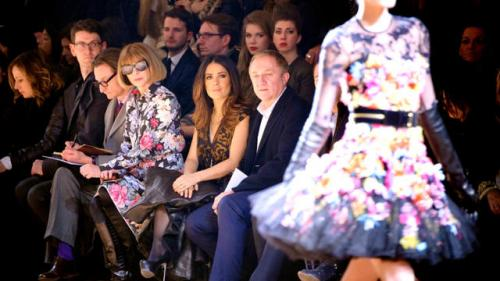 The Fashion Industry Shows Support for Sandy Relief