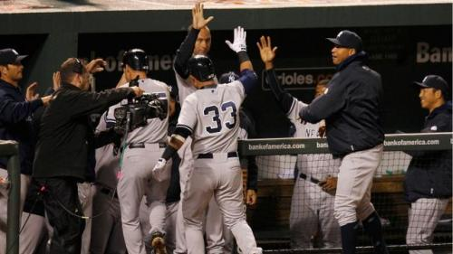 The Yankees Come Home on a Winning Streak