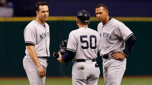 Tropicana Field Squeezes Another Loss from Yankees