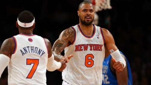 Two Nights, Two Big Tests for Knicks