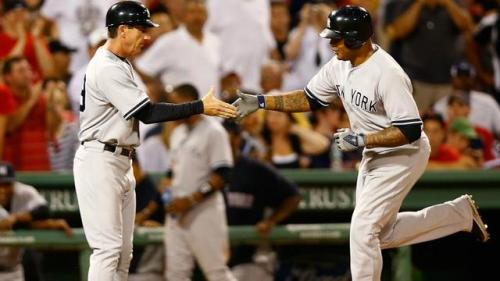 Whatever the Problems, Yankees Keep On Trucking