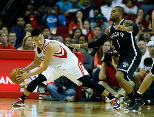 Williams Ejected In 4th Quarter, Nets Lose 119-106 To Rockets
