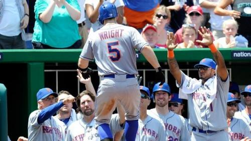 With Everything Going Wrong, Mets Turn to Wright