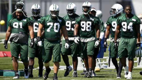 With Minicamp Over, Jets and Giants Exit Stage Right