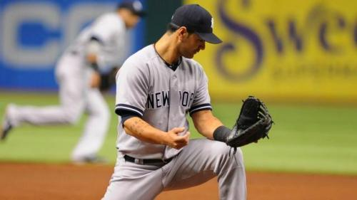 Yankees Go Sloppy and Lose Another in Tampa