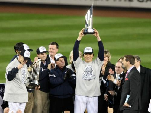 Yankees Pay Tribute to Retiring Matsui