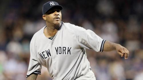 Yankees Place CC Sabathia on the Disabled List