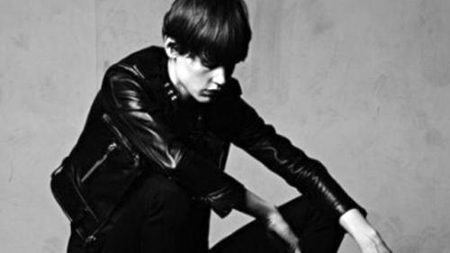 YSL Casts a Woman in New Menswear Campaign